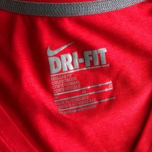 Nike Tops - Nike dry fit short sleeved t shirt